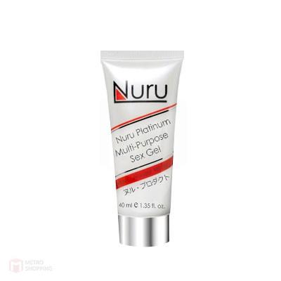 Nuru Gel Platinum 40 ml