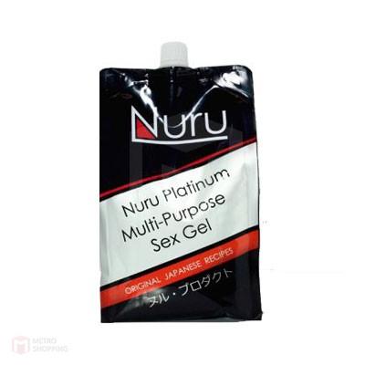 Nuru Gel Platinum 1,000 ML