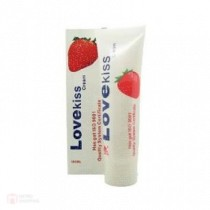 Love Kiss Cream Strawberry 100 ml