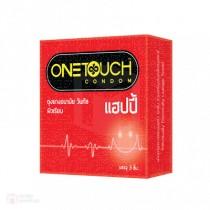 One Touch Happy (ผิวเรียบกลิ่นวานิลลา)