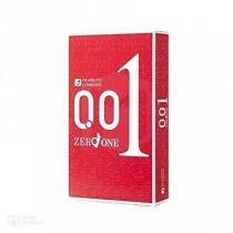 ถุงยางญี่ปุ่น Okamoto 0.01 Box of 3