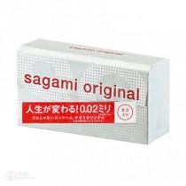 ถุงยางญี่ปุ่น Sagami Original 0.02 box of 6
