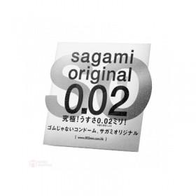 ถุงยางอนามัย Sagami Original 0.02 L (Size 54)
